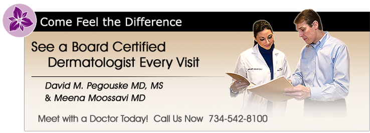 See A Board Certified Dermatologist Every Visit